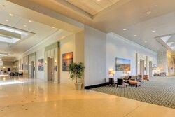 Jekyll Island Convention Center Interior