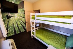 Our Family Suite is a perfect getaway spot for you & the kids