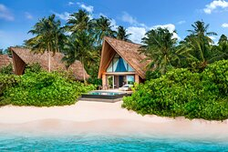 Beach Villa - Pool