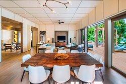 Two Bedroom Beach Suite - Living Area