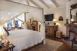 Magnolia Bedroom - French Lavender Cottage