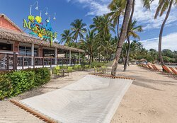 Beach Hammock - MGVC St. Thomas
