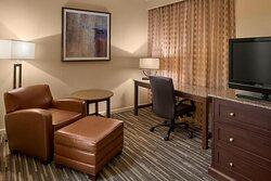 Multilevel Suite - Living Room