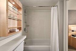 Guest Bathroom - Bathtub & Shower