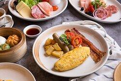 609 Kitchen - Breakfast Buffet