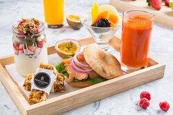 The Deli - Healthy Breakfast