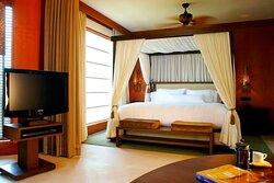 Premier Villa -Bedroom
