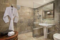 Accessible Guest Bathroom