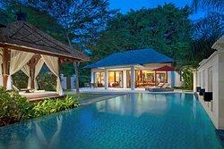 One/Two Bedroom Lagoon Villa - Exterior
