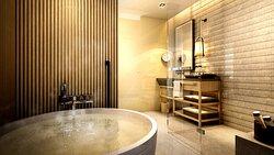 Hotel Rendering - Bathroom