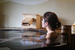 貸切温泉風呂(夕霧の湯)