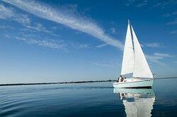 Sailing lessons in Key Largo, Florida