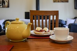 Cream Tea welcomes you to Fowey Cottage