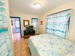 Second-floor bedroom 1