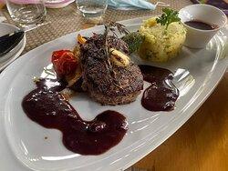 Australian Beef Tenderloin Red wine sauce