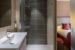 Business Guest Bathroom