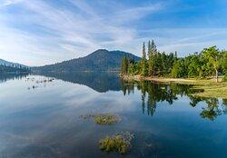 Lake - Bass Lake