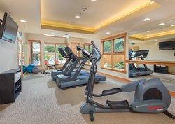 Fitness - Chelan Lake House