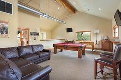 Game Room - Chelan Lake House