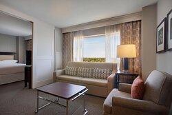 Two Bedroom Presidential Suite - Living Room