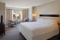 Executive Boardroom Suite - Bedroom
