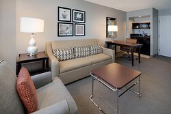 Guest Suite - Living Room
