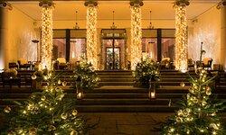 Lobby Lounge Christmas Decoration