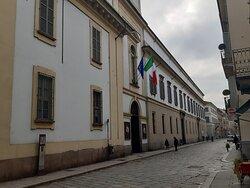 Università di Pavia.