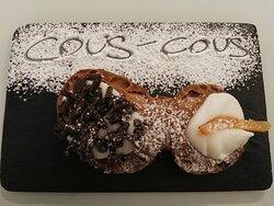 Cannolo Cous-Cous
