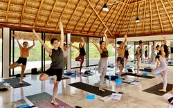 Tulum Yoga School
