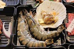 台式燒肉 放題 澳洲和牛 特選 任飲任食 Aping Grill 創興廣場