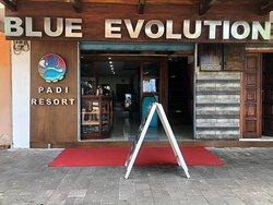 Galapagos Blue Evolution