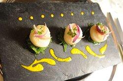 Restaurant cuisine