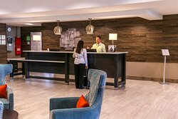 Check in at our front desk to kick off your stay.