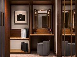 Mayfair Grand Suite - Dressing Area - InterContinental London Park