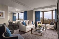 Luxury Suite Living Area - InterContinental London Park Lane