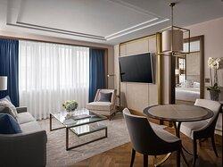Mayfair Suite - Living Area - InterContinental London Park Lane