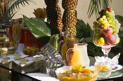 Holiday Inn Parque Anhembi's Catering Menu Item