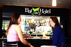 Bar du Hotel - Hotel Holiday Inn Parque Anhembi's bar