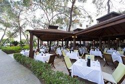 Main Restaurant Terrace