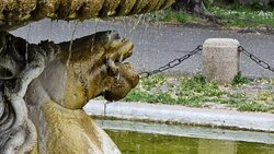 Fontana dei Cavalli Marini 4