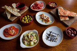 Tapas at Tabanco by Ambiente