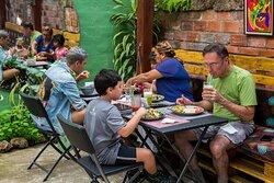 Family time @Vuelta al Mundo