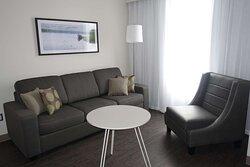 Studio Suite Seating Area