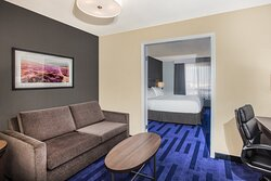 Enjoy free WiFi and parking when you stay in our King Suite