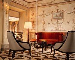Hotel Eden Rome Foyer