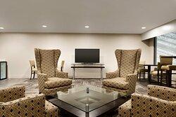 Guest Lounge Business Class