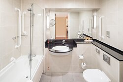 Accessible Guest Double Room Nonsmoking