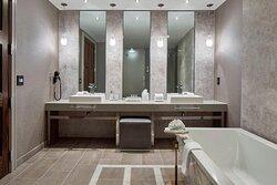 Hospitality Suite - Bathroom