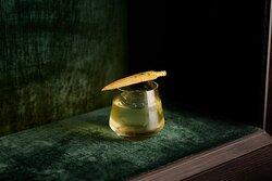 Milkorno cocktail from Manhattan Bar inspired by Eleanor Roosevelt